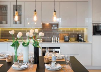 Thumbnail 2 bed flat for sale in Drapers Yard East, Ram Quarter, Wandsworth
