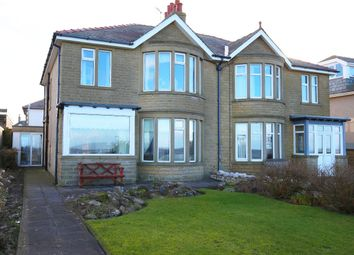 Thumbnail 3 bed semi-detached house for sale in The Cliffs, Heysham, Morecambe