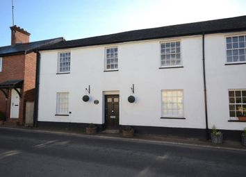 Thumbnail 3 bedroom terraced house for sale in Fore Street, Otterton, Budleigh Salterton, Devon