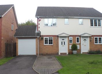 Thumbnail 3 bed semi-detached house for sale in Beacon Bottom, Park Gate, Southampton
