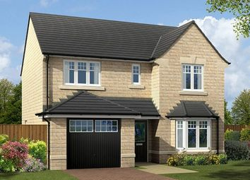 "Thumbnail 4 bedroom detached house for sale in ""The Nidderdale"" at Roes Lane, Crich, Matlock"