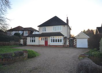 Thumbnail 5 bed detached house for sale in Reigate Road, Ewell, Epsom