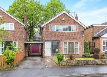Thumbnail 3 bed detached house for sale in Woodhall Croft, Stanningley, Pudsey, West Yorkshire