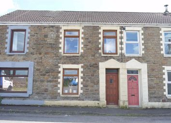 Thumbnail 2 bedroom terraced house for sale in Station Terrace, Penclawdd, Swansea