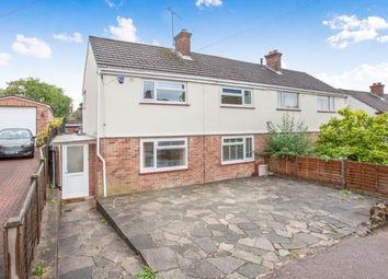 Thumbnail 4 bed semi-detached house for sale in Epping, Essex