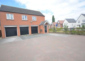 Thumbnail 2 bed flat for sale in Woodhouse Gardens, Ruddington, Nottingham