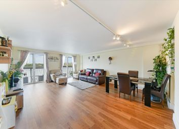 Thumbnail 2 bed flat for sale in Waterman Building, 14 Westferry Road, Nr Canary Wharf, London