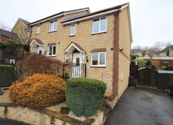 Thumbnail 3 bed semi-detached house for sale in Catswood Court, Stroud