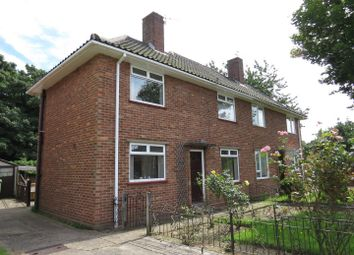 Thumbnail 4 bedroom semi-detached house to rent in Pettus Road, Norwich