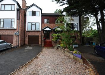 Thumbnail 4 bed terraced house for sale in Beechwood Grove, Newtownbreda, Belfast