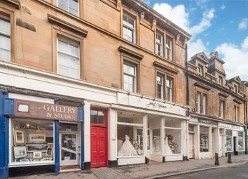 Thumbnail 1 bedroom flat for sale in High Street, Dunblane