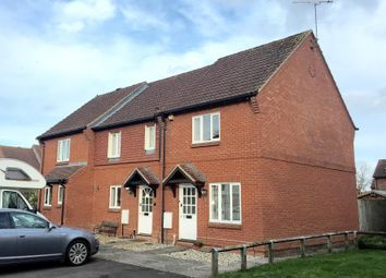 Thumbnail 2 bedroom terraced house to rent in Howbery Farm, Crowmarsh Gifford
