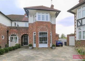 Thumbnail 4 bed property for sale in Yew Tree Close, Winchmore Hill, London