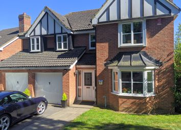Thumbnail 5 bed detached house to rent in Danesbury Meadows, New Milton
