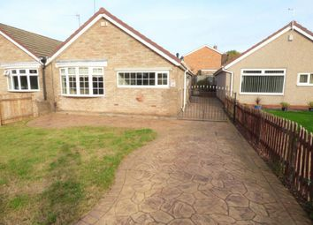 Thumbnail 2 bedroom bungalow for sale in Church Lane, Eston, Middlesbrough