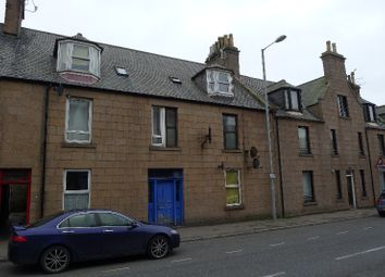 Thumbnail 2 bed flat to rent in Queen Street, Peterhead