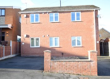 Thumbnail 1 bed flat to rent in Longlands Road, Ossett