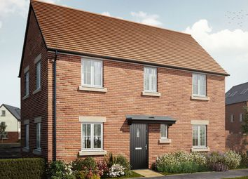 Thumbnail 3 bed semi-detached house for sale in Great Ouse Way, Bedford