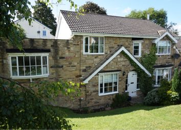 Thumbnail 5 bed detached house for sale in Hall Rise, Leeds