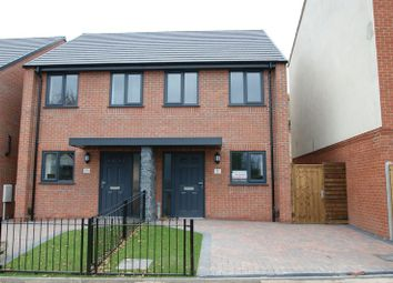 Thumbnail 2 bedroom semi-detached house to rent in Piccadilly, Bulwell, Nottingham