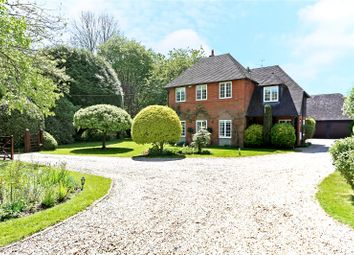 Thumbnail 5 bed detached house for sale in Bentley, Farnham, Surrey