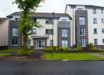 Thumbnail 2 bed flat for sale in Crrokston Court, Larbert