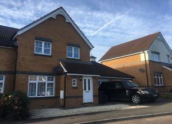 Thumbnail 3 bed semi-detached house to rent in Hilperton, Trowbridge