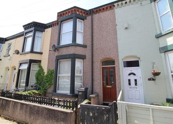 Thumbnail 3 bed terraced house for sale in Holly Grove, Liverpool