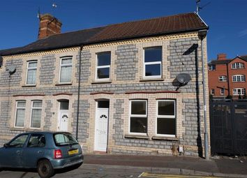 Thumbnail 4 bedroom end terrace house for sale in Merthyr Street, Barry, Vale Of Glamorgan