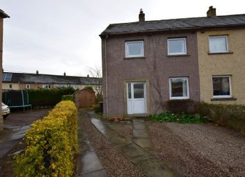 Thumbnail 2 bed semi-detached house for sale in Langlee Drive, Galashiels
