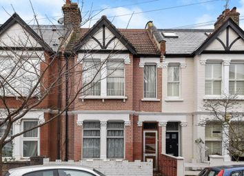 Thumbnail 3 bedroom terraced house for sale in Weston Road, London