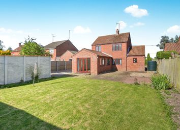 Thumbnail 3 bed detached house for sale in Eye Lane, East Rudham, King's Lynn