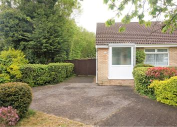Thumbnail 2 bed bungalow for sale in Hollyrood Close, Barry