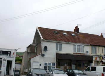 Thumbnail 2 bed flat to rent in Milton Road, Weston Super Mare