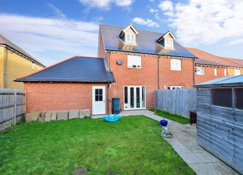 3 bed end terrace house for sale in Red Admiral Crescent, Iwade, Sittingbourne, Kent ME9