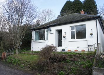 Thumbnail 2 bed detached bungalow to rent in Lower Comprigney, Truro