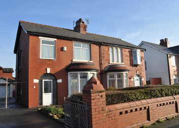 Thumbnail 3 bedroom semi-detached house for sale in St Annes Road, South Shore, Blackpool