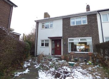 Thumbnail 3 bed end terrace house for sale in Oakleigh Avenue, Chaddesden, Derbyshire