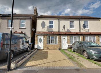 Thumbnail 2 bed end terrace house for sale in Totteridge Road, Enfield