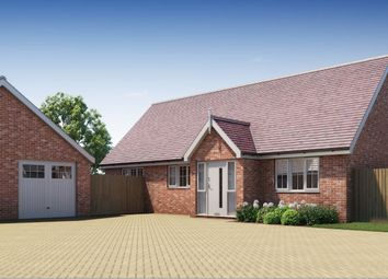 Thumbnail 3 bed detached bungalow for sale in Spingfield Meadows, Little Clacton, Clacton On Sea