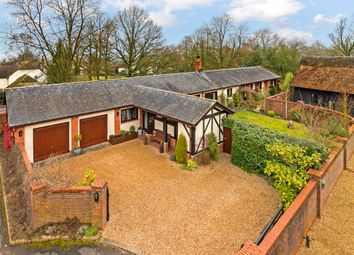 Thumbnail 4 bed detached bungalow for sale in Cottered, Buntingford