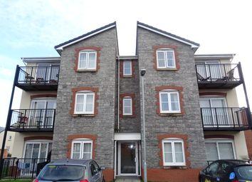 Thumbnail 1 bed flat to rent in Heol Gruffydd, Rhydyfelin, Pontypridd
