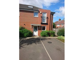 Thumbnail 3 bedroom town house for sale in 30, Elderfield Drive, Sutton In Ashfield, Nottinghamshire