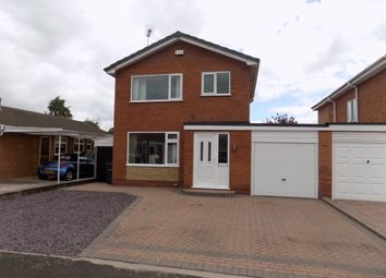 Thumbnail 3 bed link-detached house for sale in Hazelwood Road, Barnton, Northwich