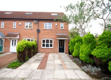 Thumbnail 3 bed end terrace house for sale in Church Grove, Darlington
