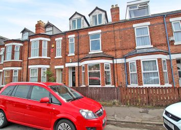 Thumbnail 4 bed town house for sale in Ashwell Street, Netherfield, Nottingham