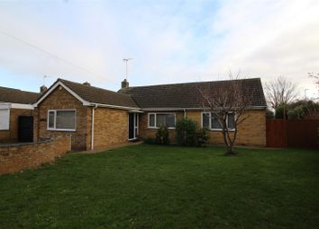 Thumbnail 3 bedroom detached bungalow for sale in Upton Close, Stanground, Peterborough