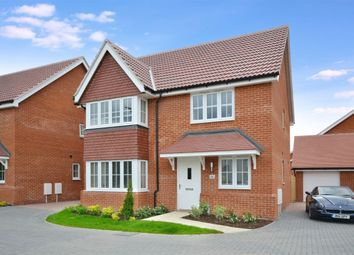 Thumbnail 4 bed detached house for sale in Stane Road, Takeley, Bishop's Stortford