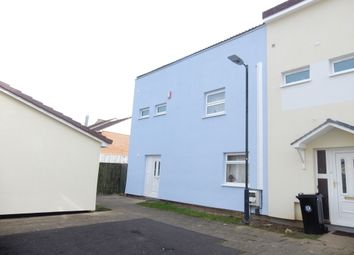 Thumbnail 2 bedroom semi-detached house for sale in Delius Grove, Inns Court, Knowle