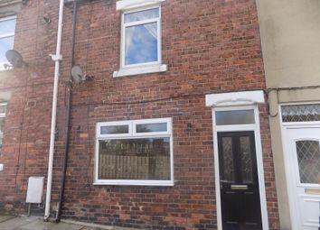 Thumbnail 2 bed terraced house for sale in William Street, Ferryhill, Co Durham